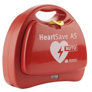 Primedic AS defibrillator