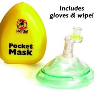 Laerdal Pocket Mask simple