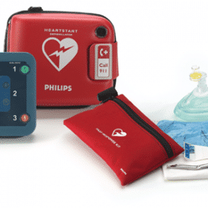 Philips FRx defibrillator