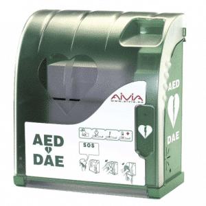 AIVIA 200 AED kast