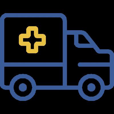 AED voor hulpdiensten