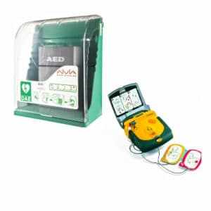 pack Lifepak CR Plus