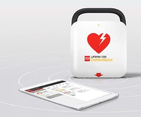 Lifepak CR2 AED