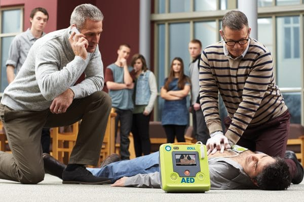 ZOLL-AED3-Inzet