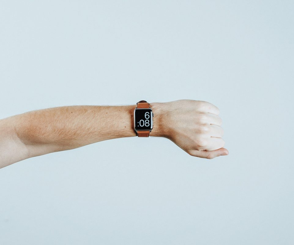 Smartwatch plots hartfalen