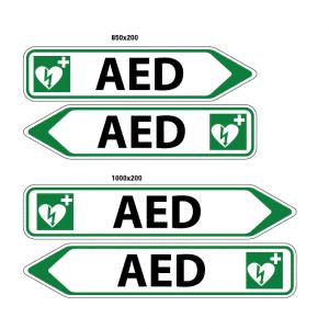 AED wegwijzer