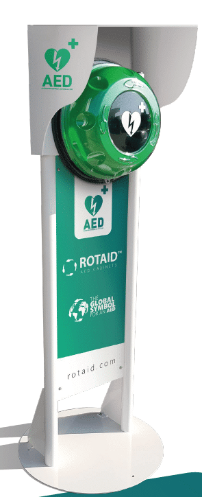 Rotaid Totem + Voet, Front Sign en Sunroof