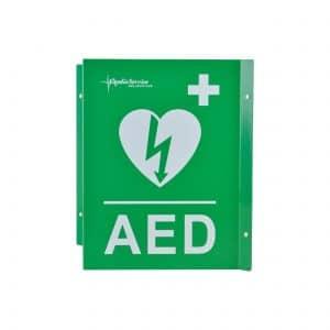 AED pictogram