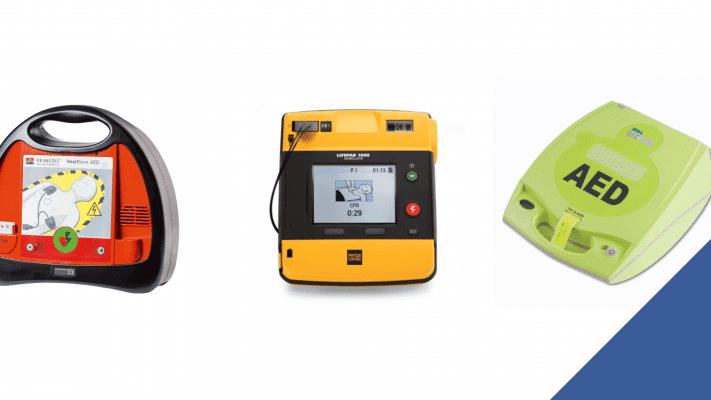 Vergelijk AED's