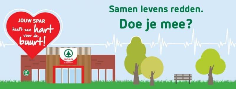 CardioService en HeartSaver helpen bij hartverwarmende actie voor een veiliger België