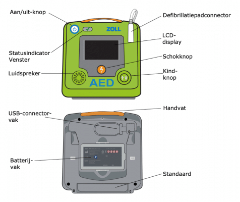 ZOLL AED3 handleiding
