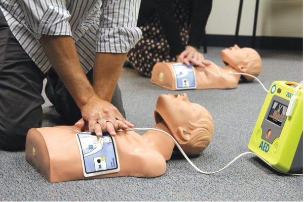 AED3 Trainer